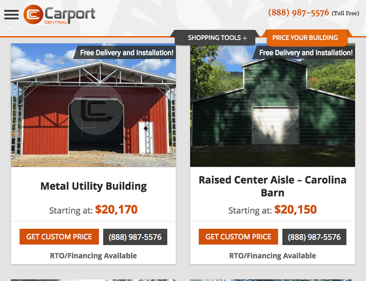 Digital Marketing Services for Metal Buildings Industry