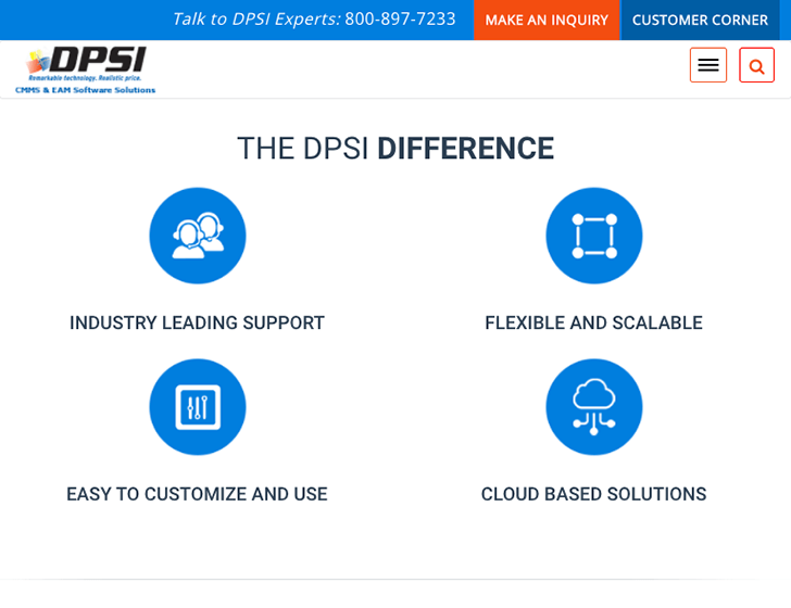 Digital Marketing Agency for Software Company DPSI