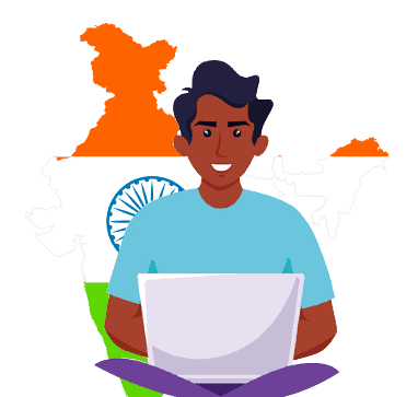 Let us help you in the INDIA