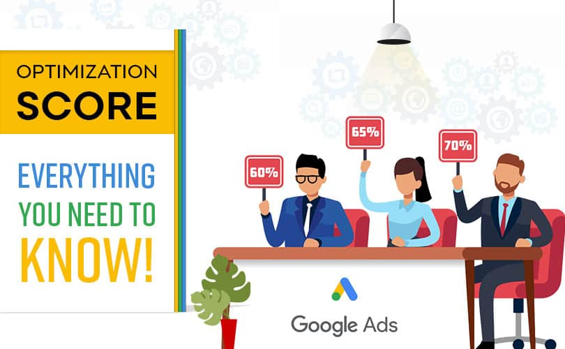 Google Ads Update – All About Optimization Score