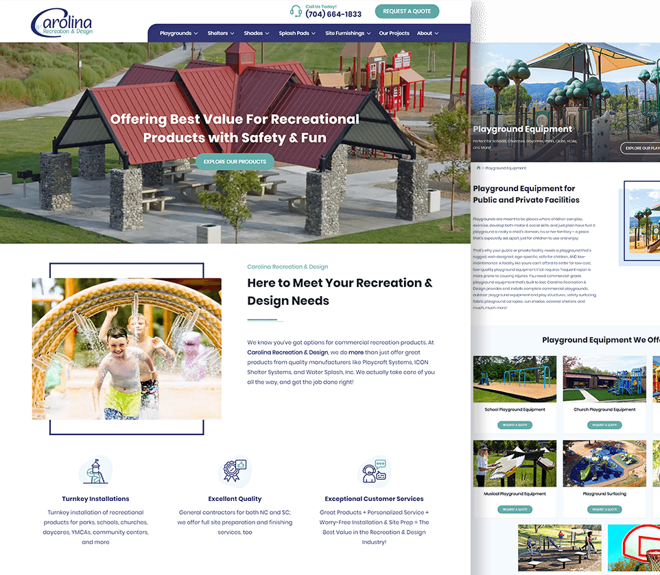Carolina Recreation & Design