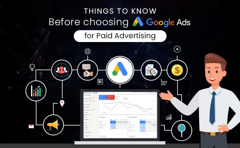 Things to Know Before Choosing Google Ads for Paid Advertising