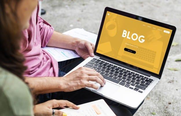 Maintain a Blog