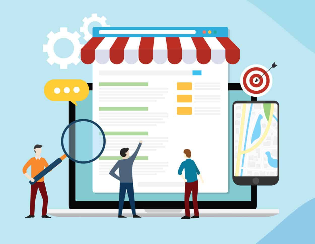 Manage Local Business Listings
