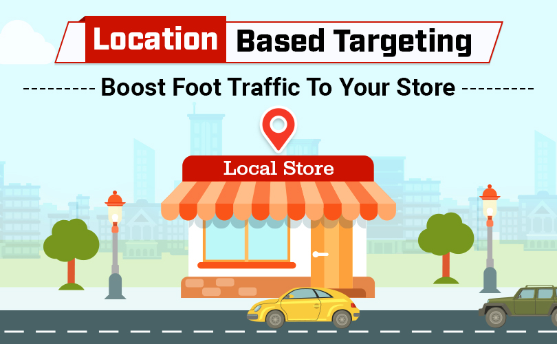 Location Based Targeting: How to Boost Physical Foot Traffic to Your Store