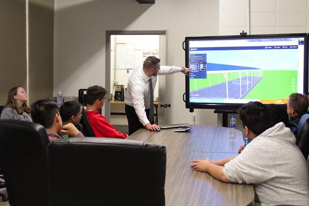 Cibirix introduces Local North Carolina Students to the World of Digital Marketing